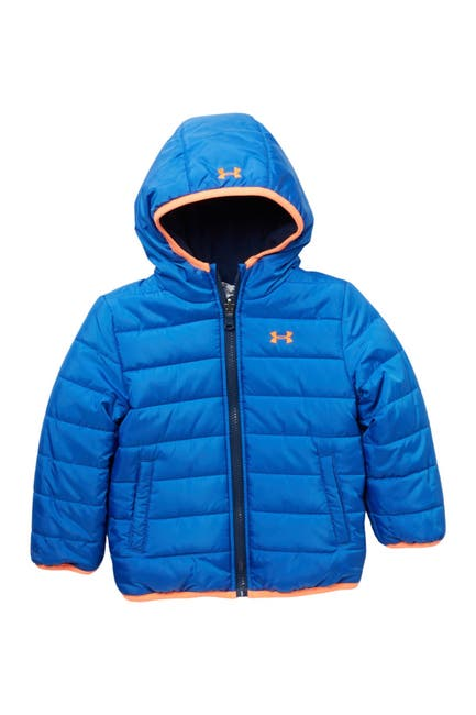 Image of Under Armour Reversible Pronto Puffer Jacket
