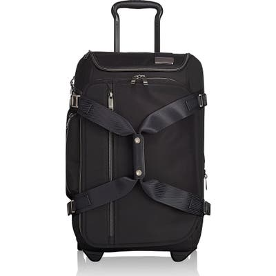 Tumi Merge 22-Inch Rolling Duffle Carry-On - Black