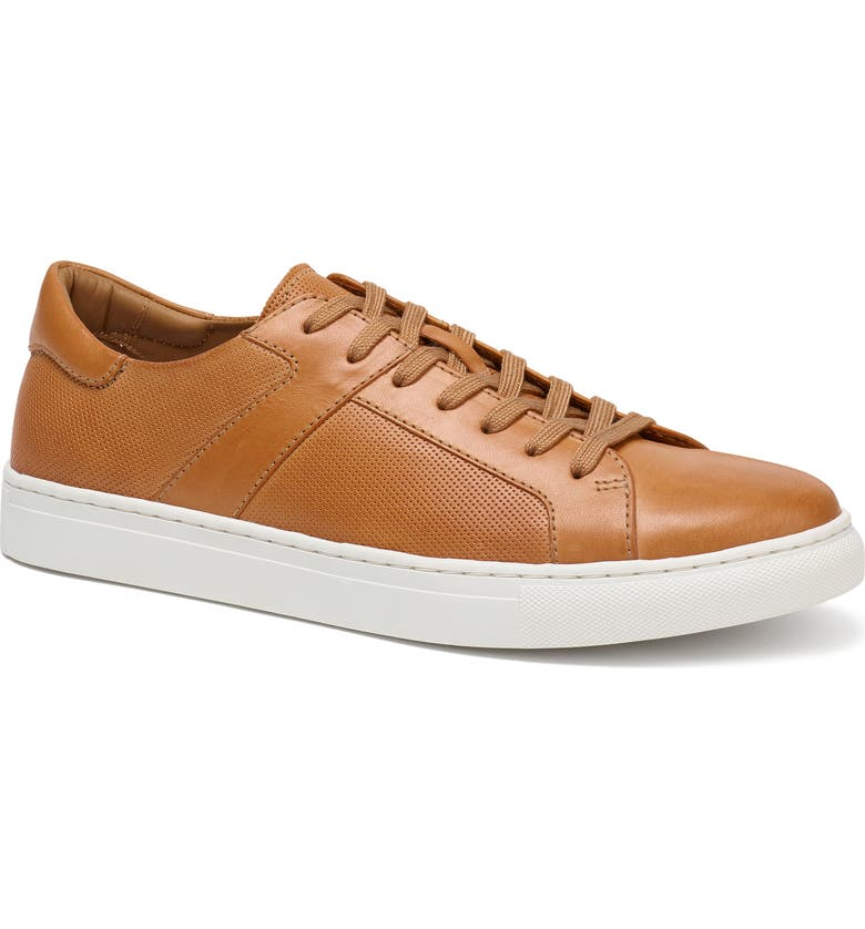 TRASK Aaron Sneaker, Main, color, NATURAL