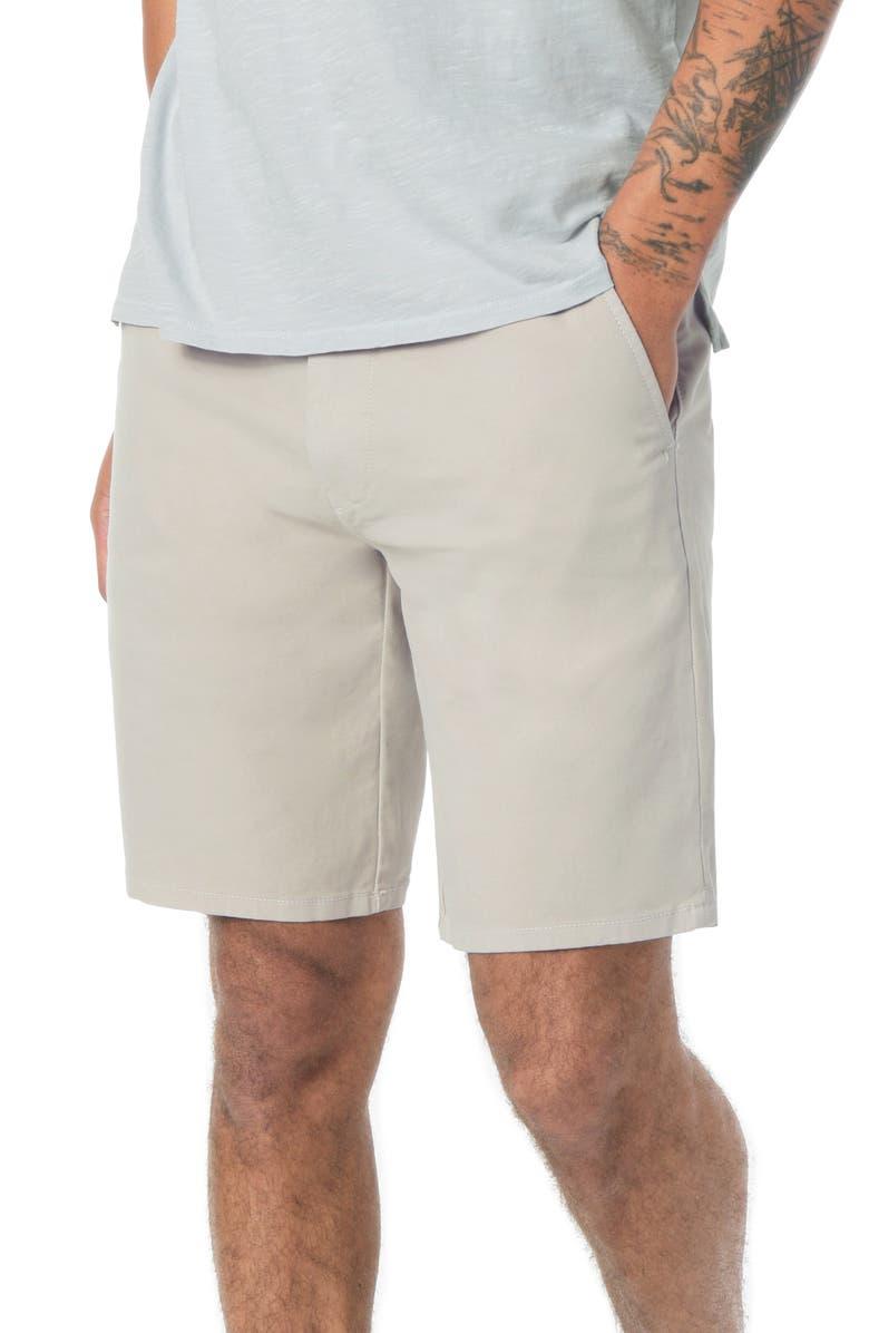 JOE'S The Brixton Slim Straight Shorts, Main, color, DESERT STAR