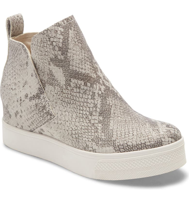 DOLCE VITA Walker Wedge Sneaker Boot, Main, color, 271
