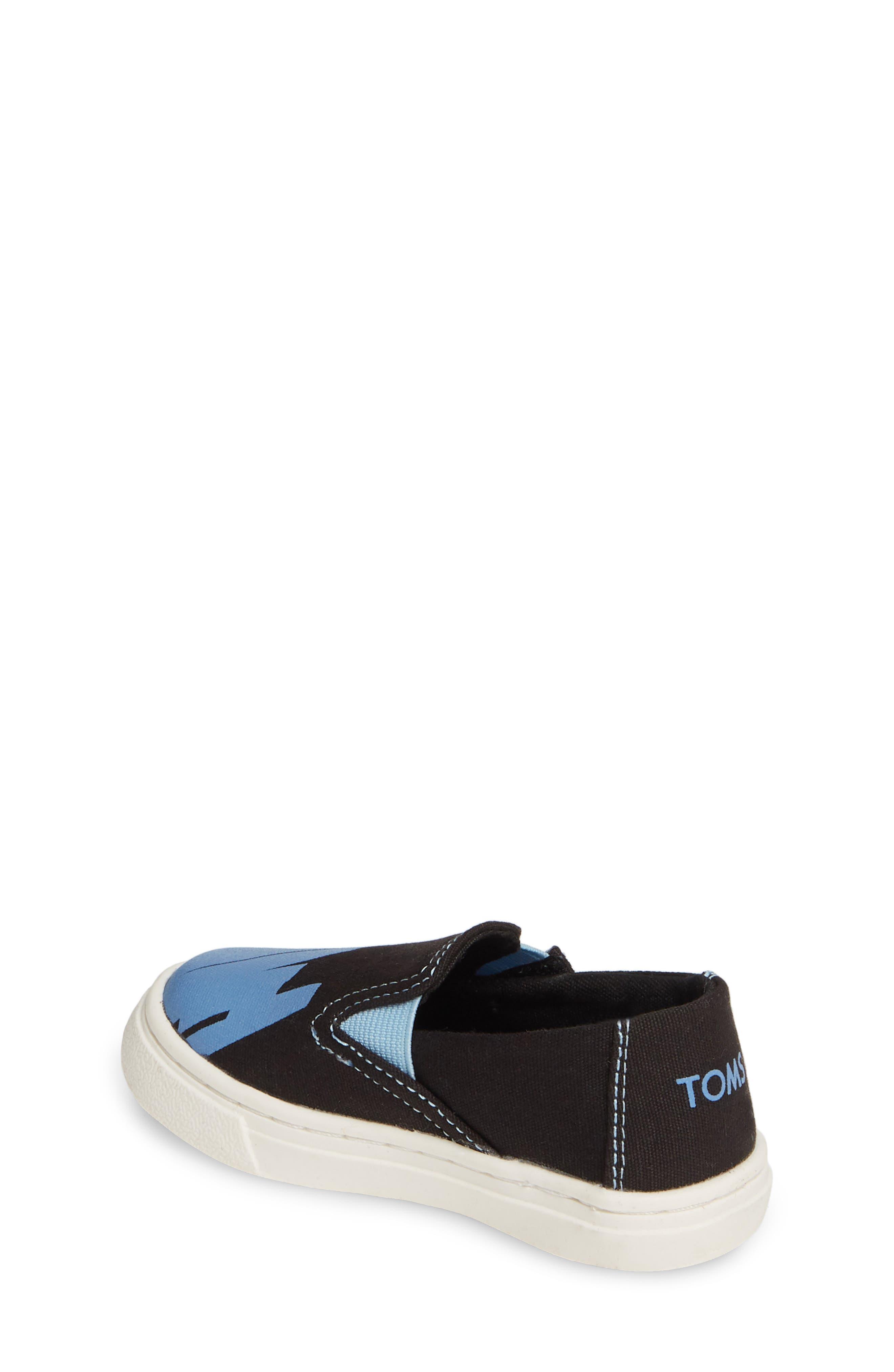 ,                             Luca Slip-On Sneaker,                             Alternate thumbnail 2, color,                             BLACK