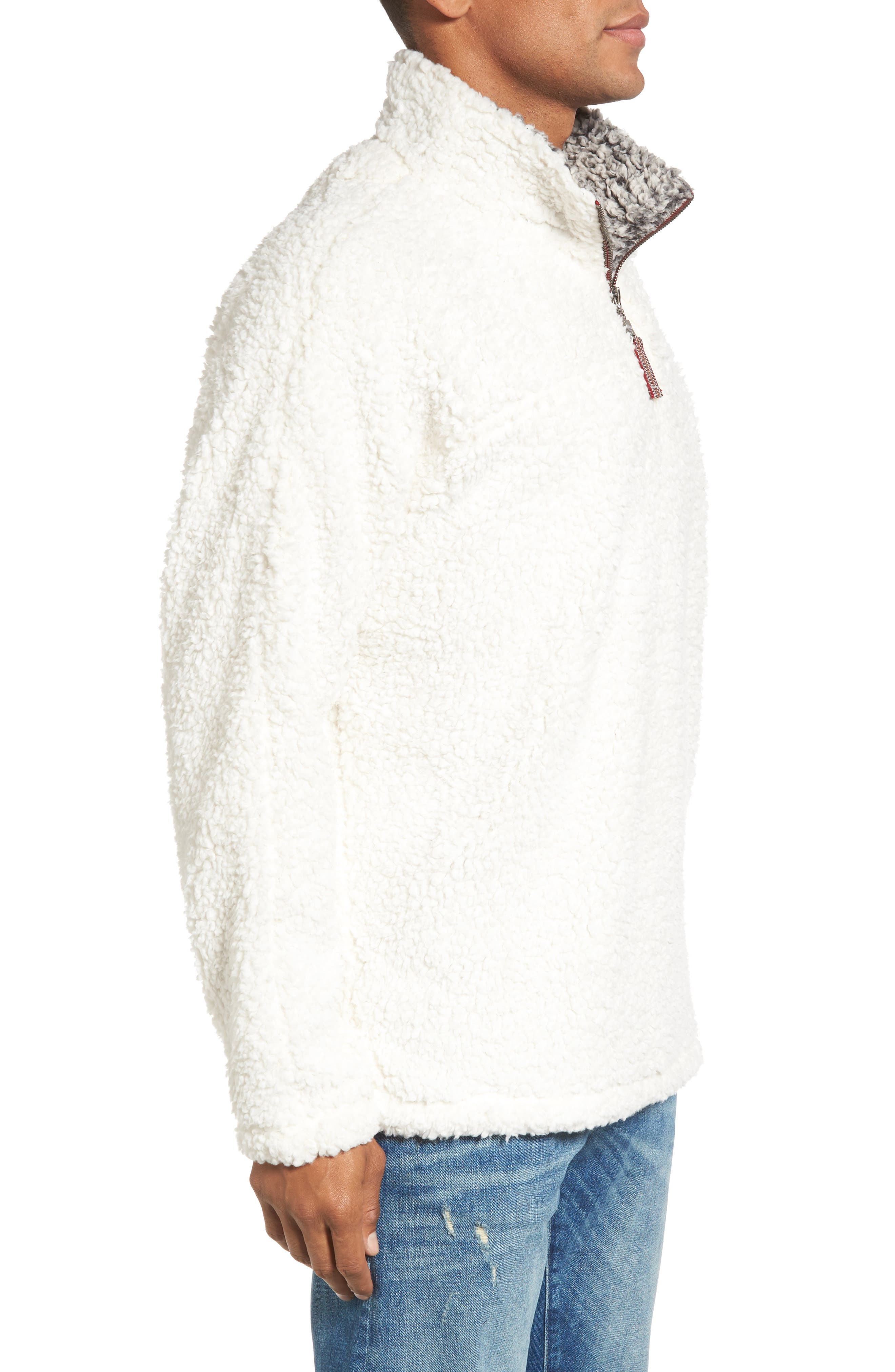 ,                             Frosty Tipped Quarter Zip Pullover,                             Alternate thumbnail 52, color,                             905