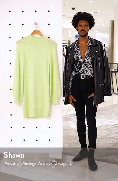 Long Sleeve Sweater Dress, sales video thumbnail