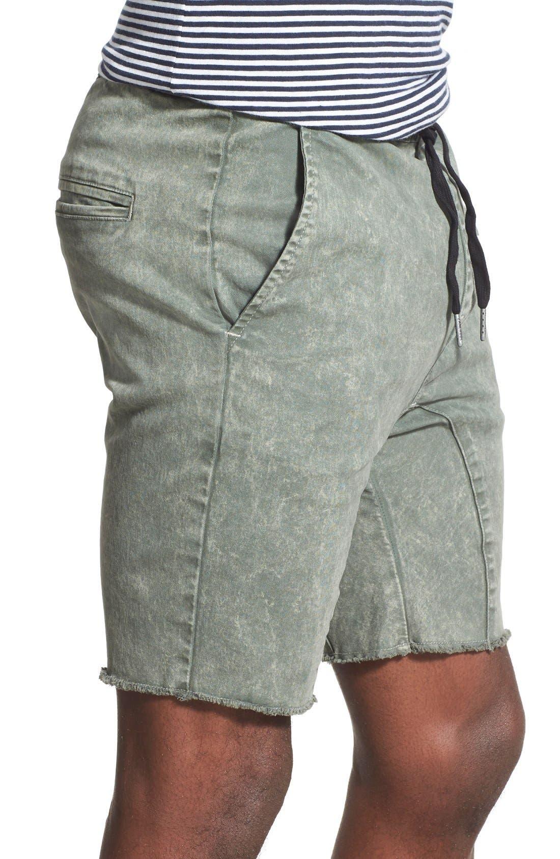 ,                             'Sureshot' Ikat Drawstring Shorts,                             Alternate thumbnail 5, color,                             343