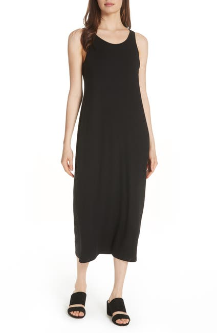Image of Eileen Fisher Midi Tank Dress