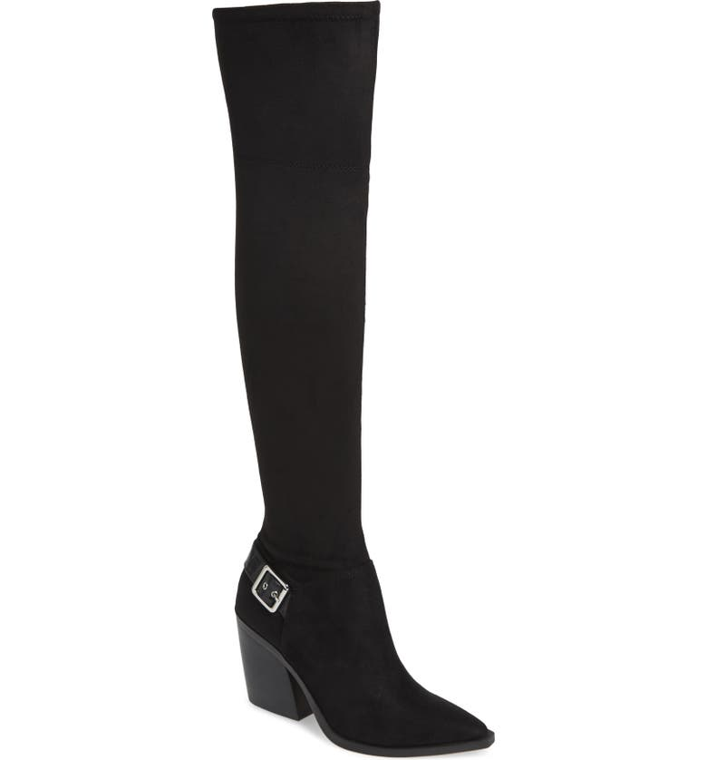 STEVE MADDEN Campana Over the Knee Boot, Main, color, 015