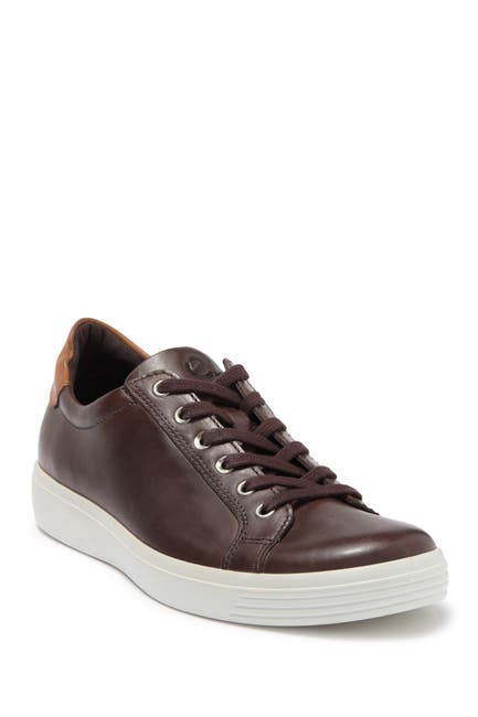 Image of ECCO Soft Classic Leather Sneaker
