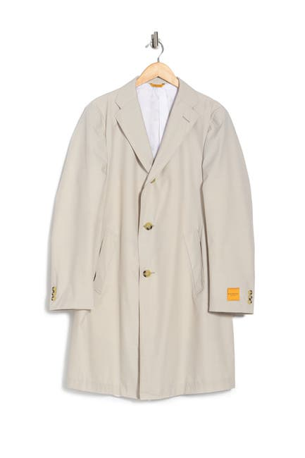 Image of Hickey Freeman Notched Lapel Coat