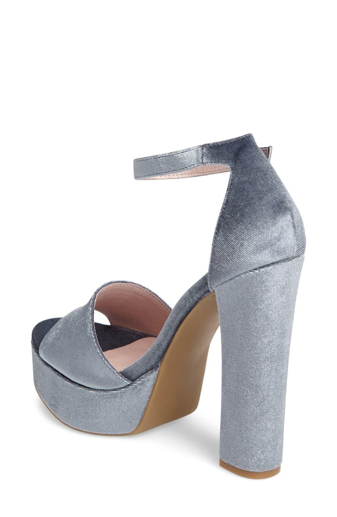 ,                             Ace Platform Sandal,                             Alternate thumbnail 17, color,                             428