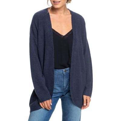 Roxy Delicate Mind Cardigan, Blue