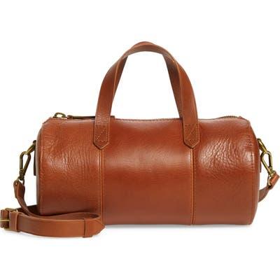 Madewell The Mini Transport Duffle Bag - Brown