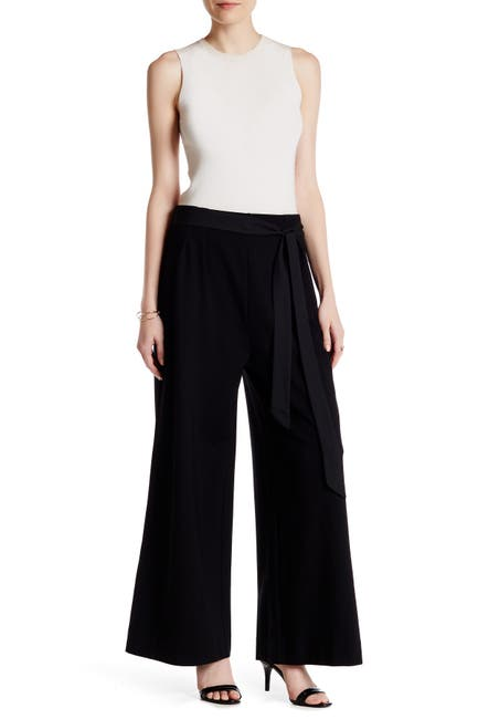 Image of Joan Vass Dress Pants