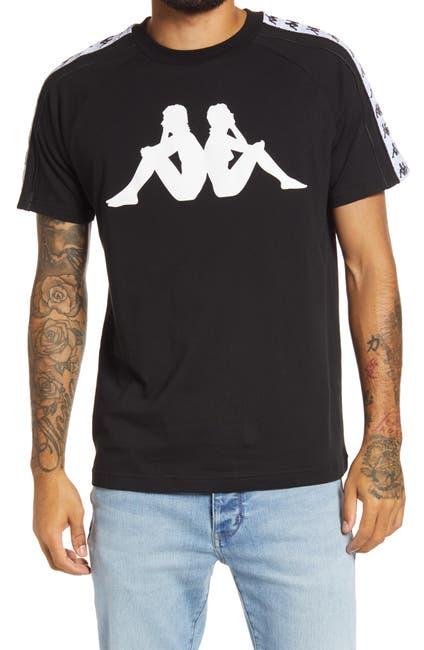 Image of Kappa Active 222 Banda Dobrev Logo T-Shirt
