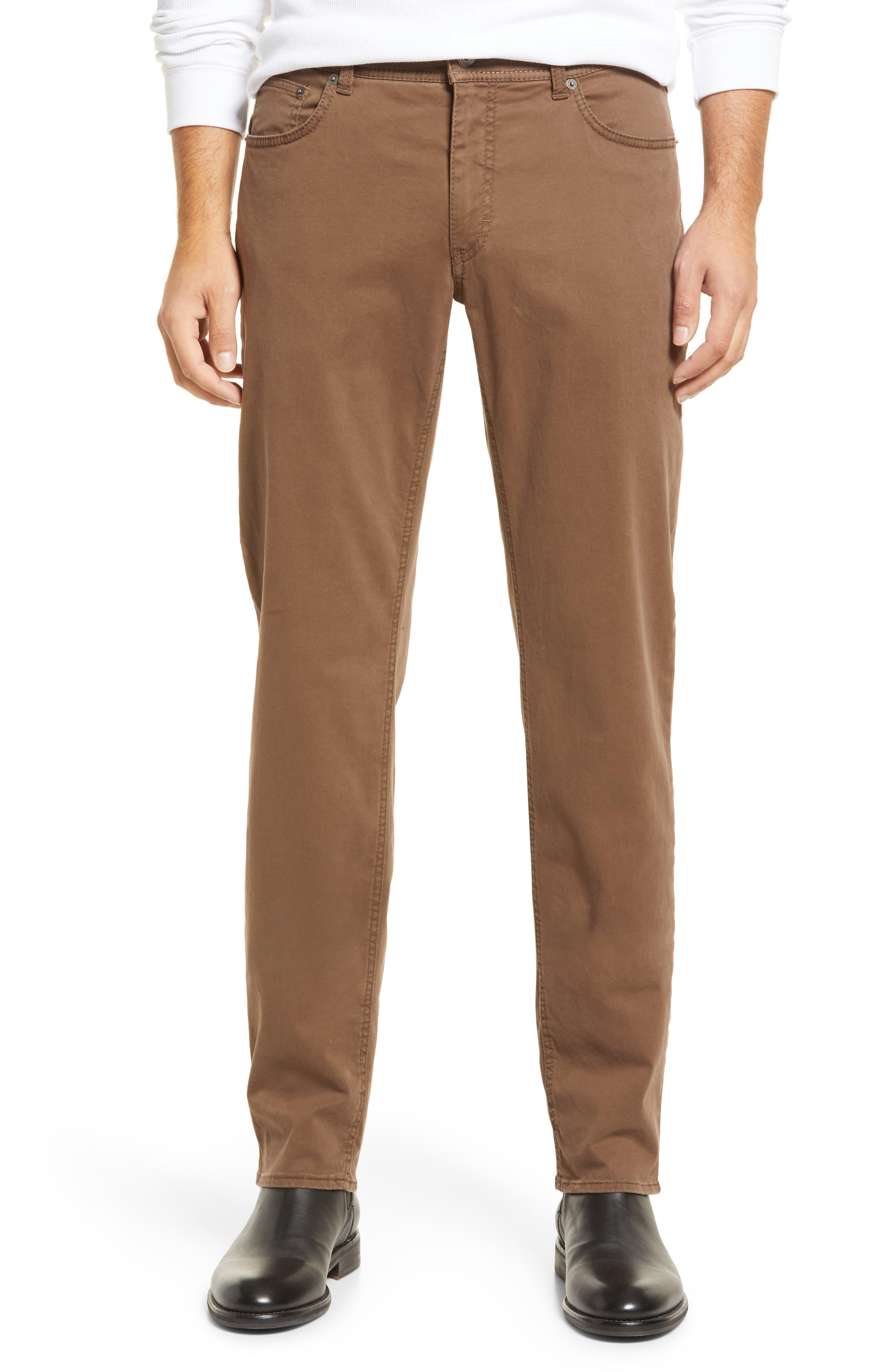 Cooper Fancy Five Pocket Stretch Cotton Pants