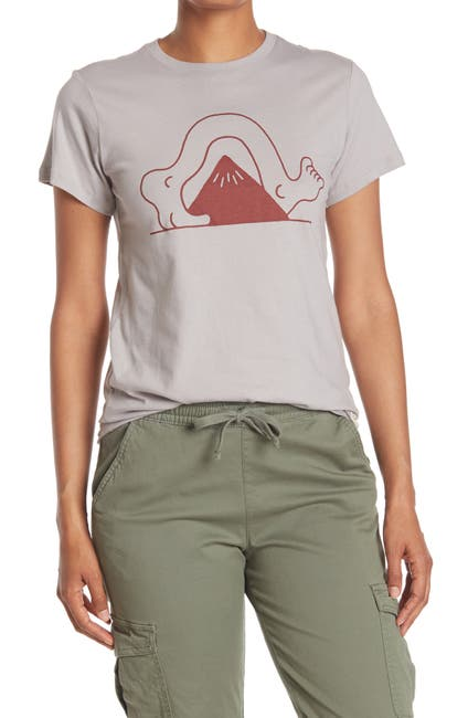 Image of MOUNTAIN HARDWEAR Organic Cotton Graphic T-Shirt