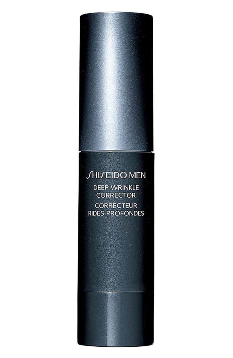SHISEIDO Men Deep Wrinkle Corrector, Main, color, NO COLOR