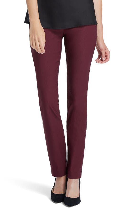 Nic+zoe Pants Wonderstretch Straight Leg Pants