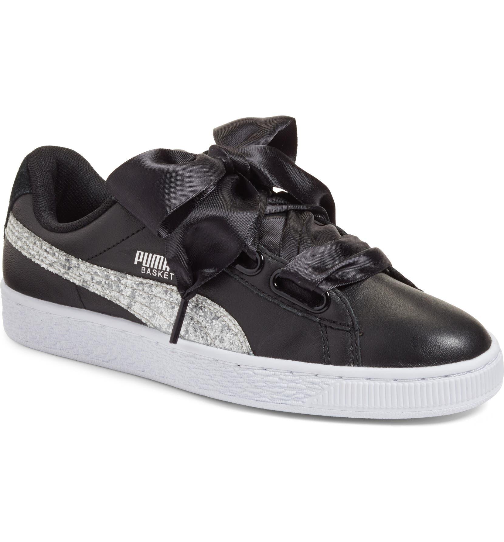 617fcf3207b6 Puma Basket Heart Sneaker | Nordstrom