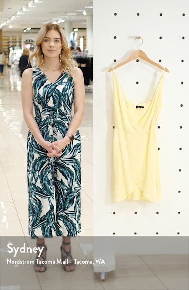 Things Changing Wrap Dress, sales video thumbnail