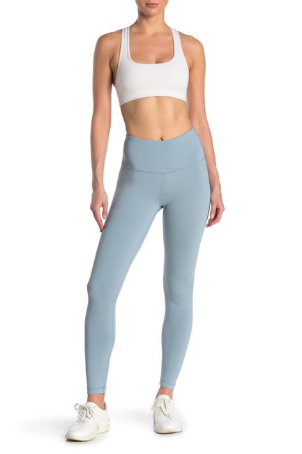 Image of 90 Degree By Reflex Interlink High Waist Ankle Leggings