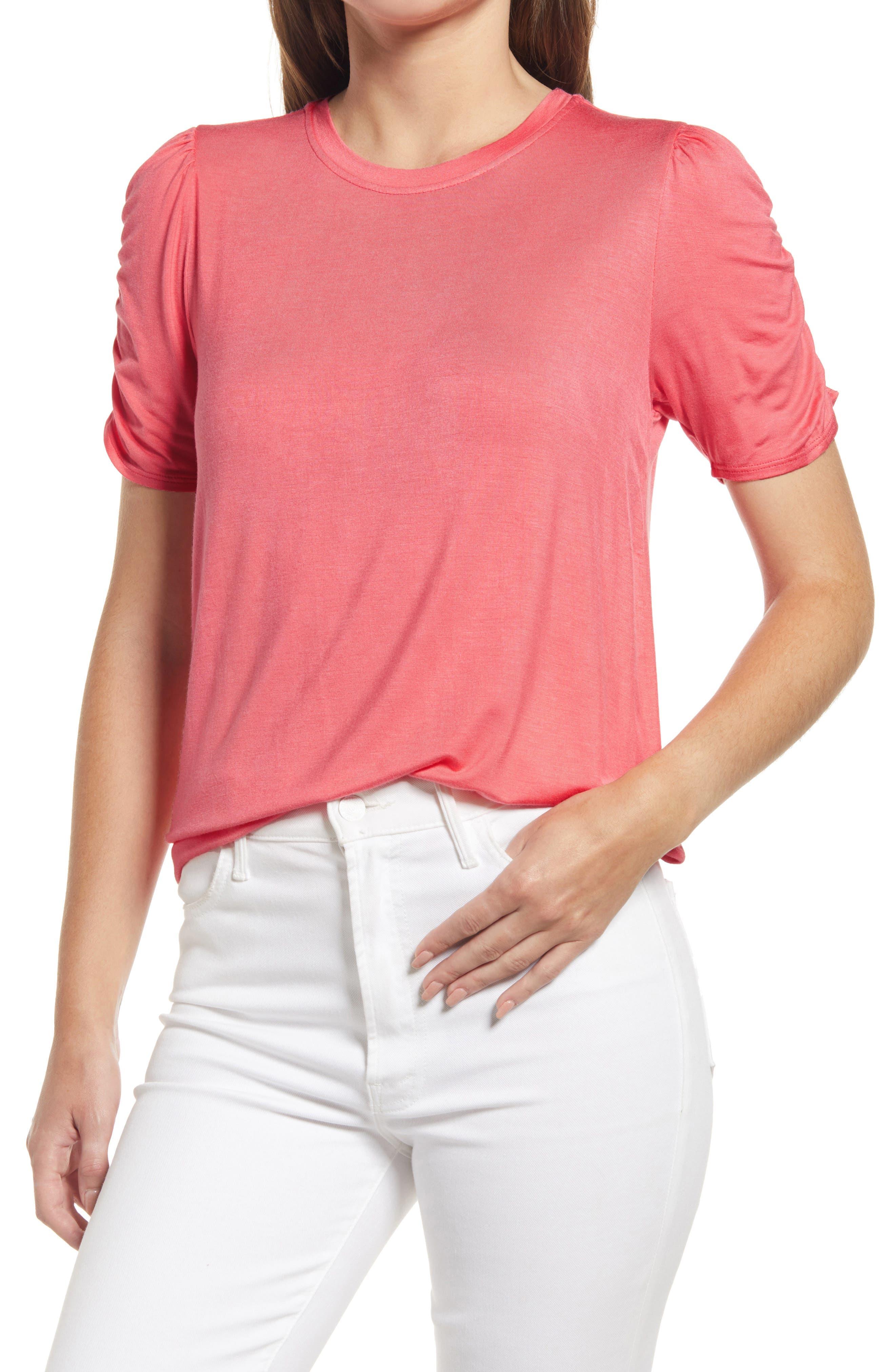Women's Gibson Puff Sleeve T-Shirt
