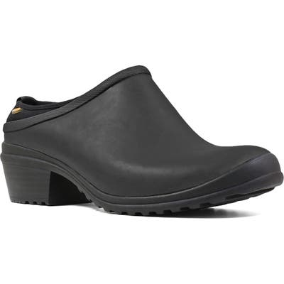 Bogs Vista Waterproof Clog, Black