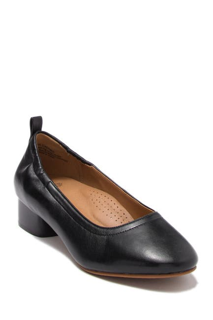 Image of SUSINA Onica Leather Pump