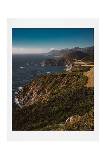 Image of Deny Designs Bethany Young Photography Big Sur California VIII Art Print