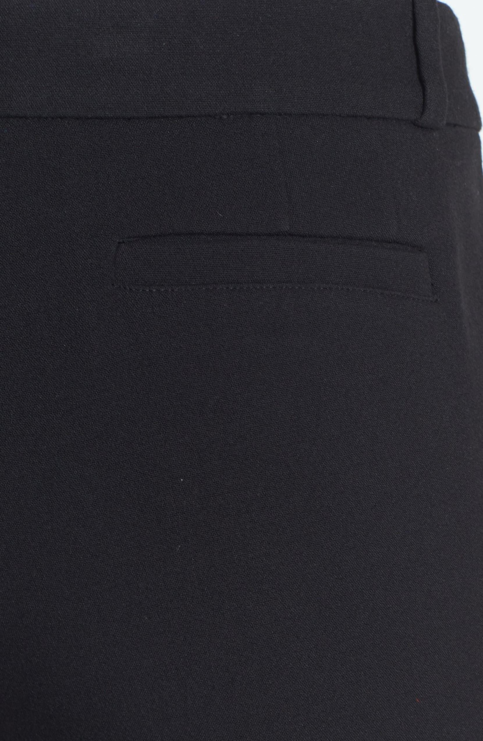 f0eeba6726 kate spade new york 'jackie' scalloped hem capri pants | Nordstrom