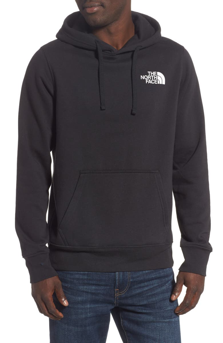 THE NORTH FACE Red Box Hoodie, Main, color, TNF BLACK/ TNF RED
