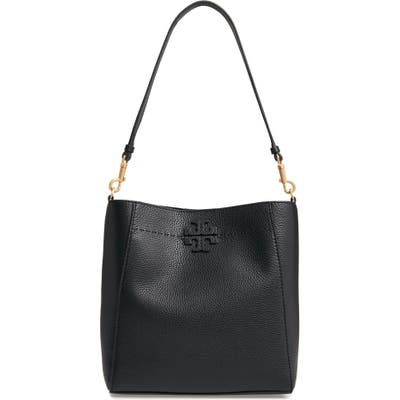Tory Burch Mcgraw Leather Hobo -
