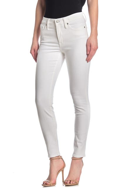 Image of Madewell 9-Inch High Rise Skinny Jeans