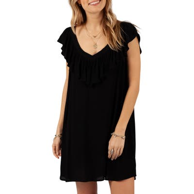 Rip Curl Classic Surf Cover-Up Dress, Black