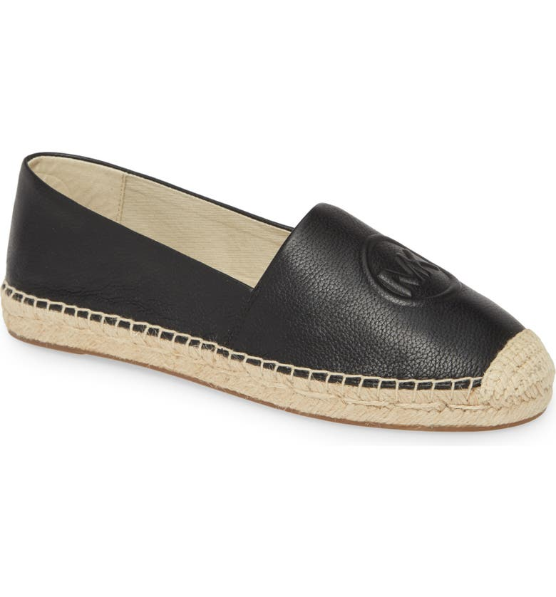 MICHAEL MICHAEL KORS Dylyn Espadrille Slip-On, Main, color, 001