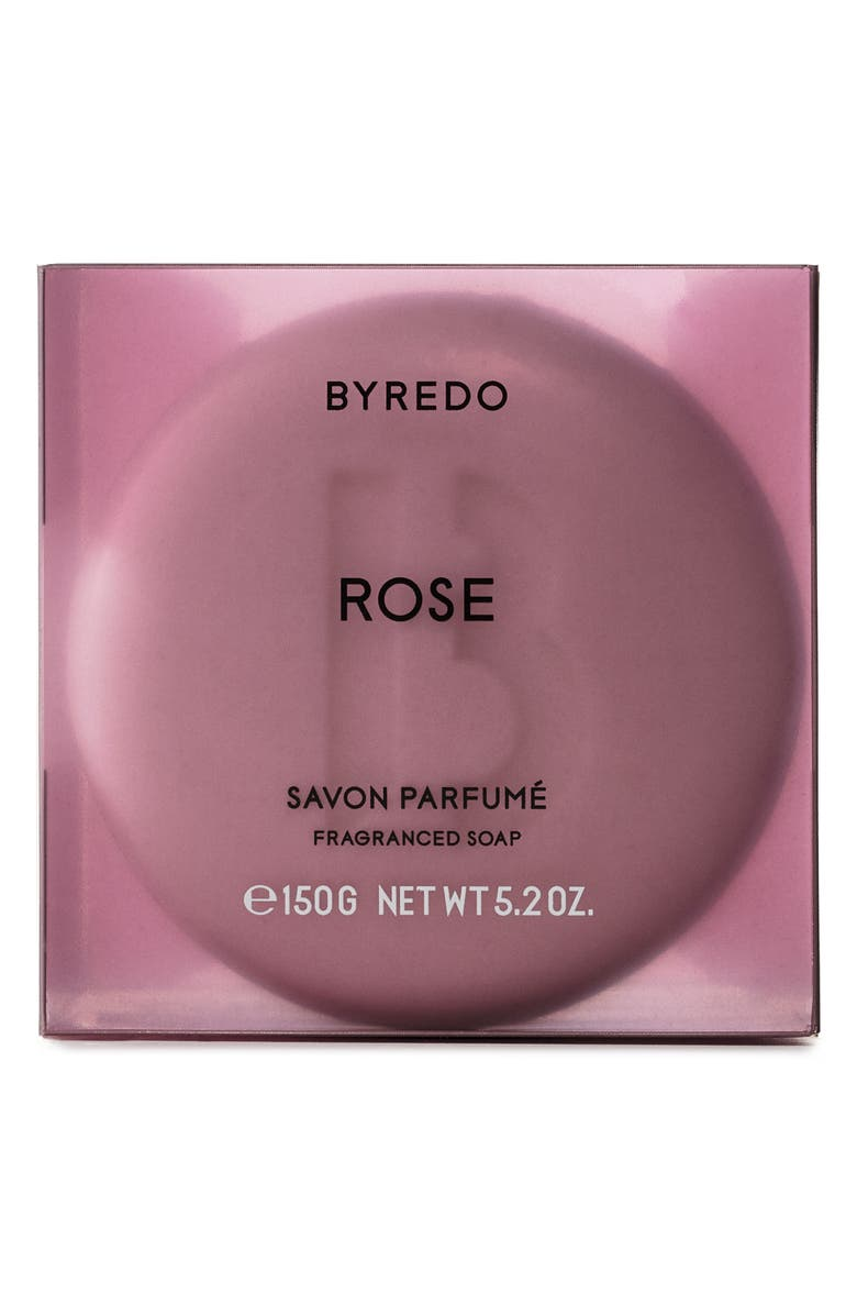 BYREDO Rose Soap Bar, Main, color, NO COLOR
