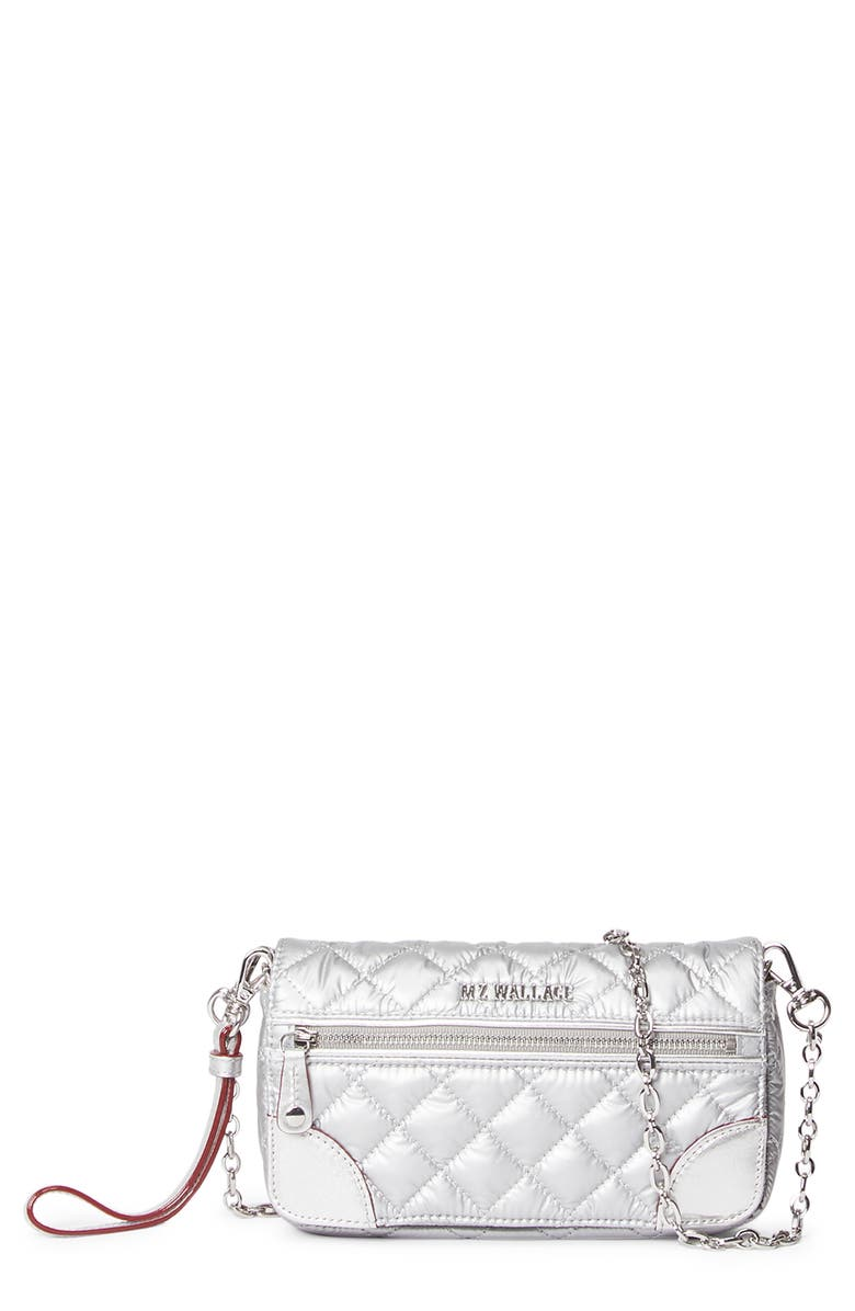 MZ WALLACE Crosby Convertible Wristlet, Main, color, 040