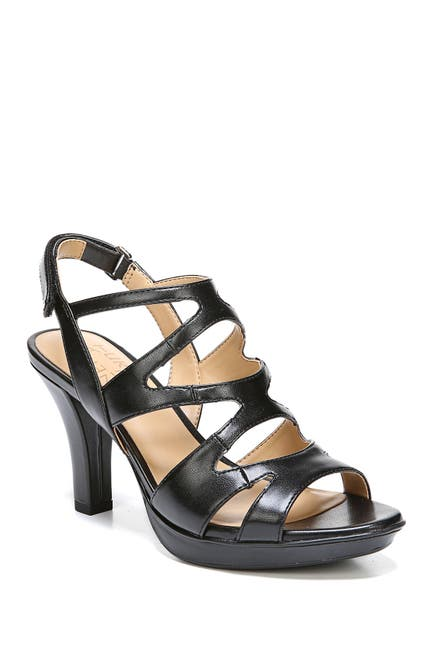 Image of Naturalizer Dianna Strappy Heeled Sandal - Wide Width Available