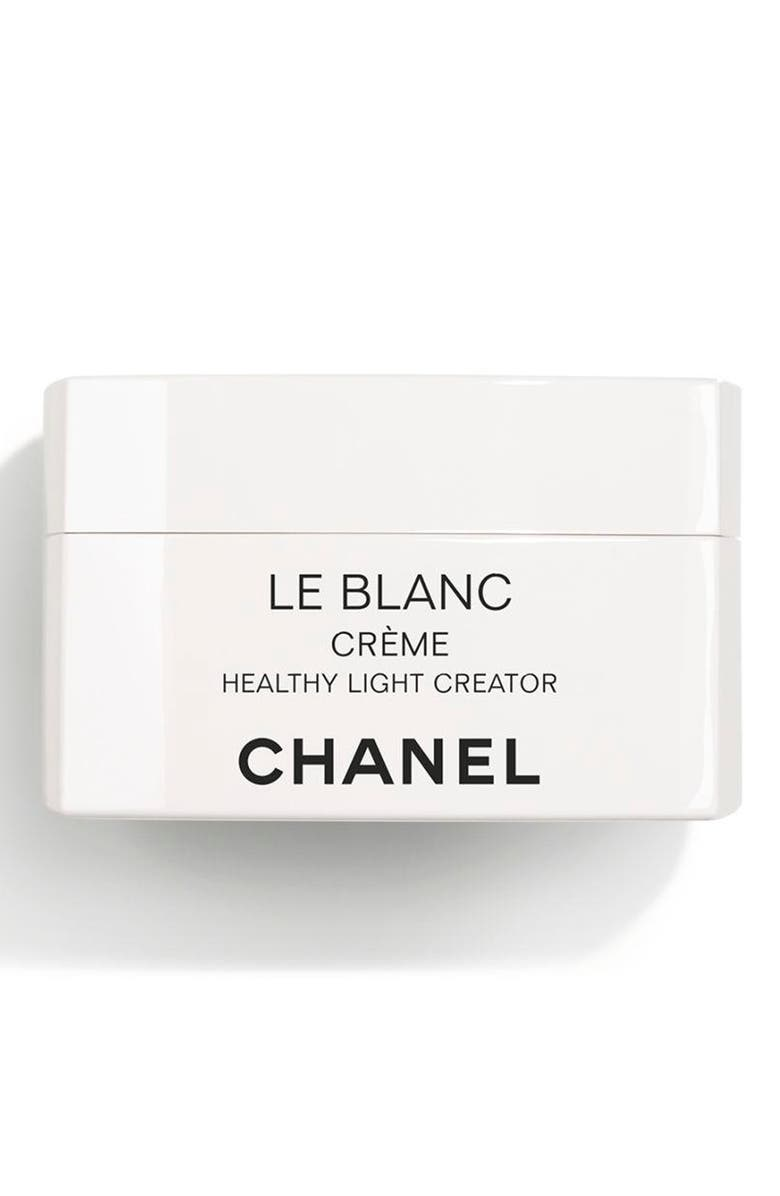 CHANEL LE BLANC CRÈME <br />Healthy Light Creator, Main, color, NO COLOR