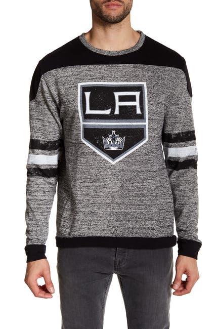 Image of American Needle NHL Preston Fleece LA Kings Pullover