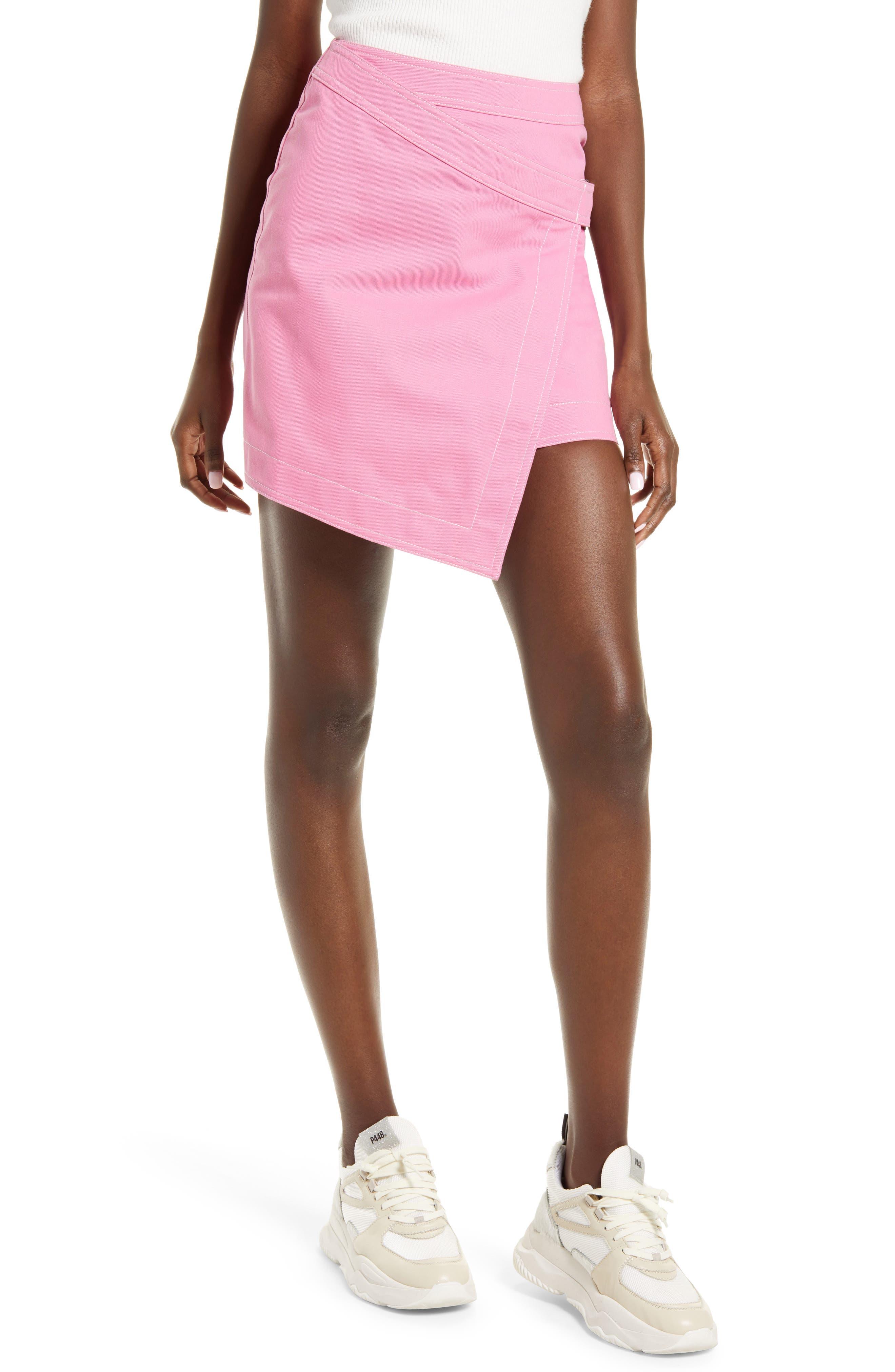 Jagger Asymmetric Skirt