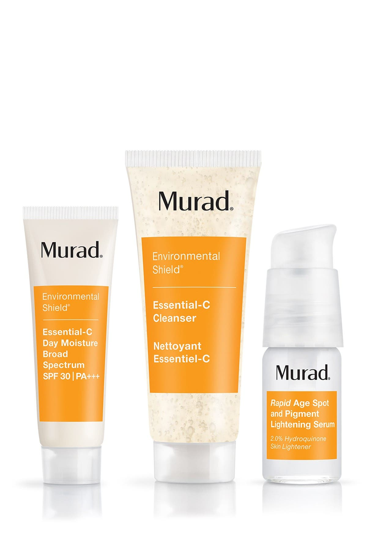 Image of Murad 30-Day 5-Piece Rapid Brightening Kit