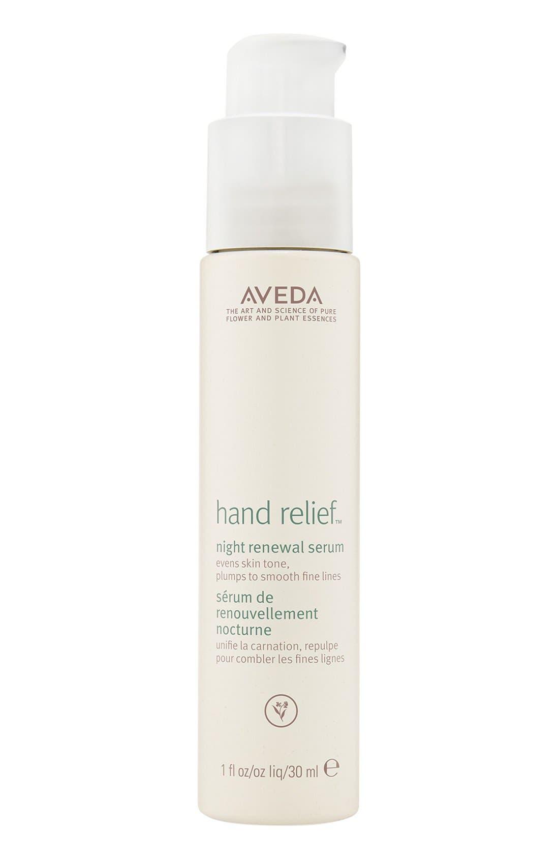 Hand Relief(TM) Night Renewal Serum