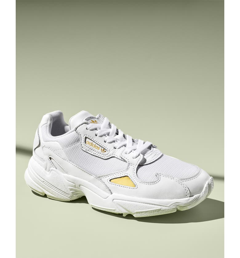 ADIDAS Falcon Sneaker, Main, color, 004