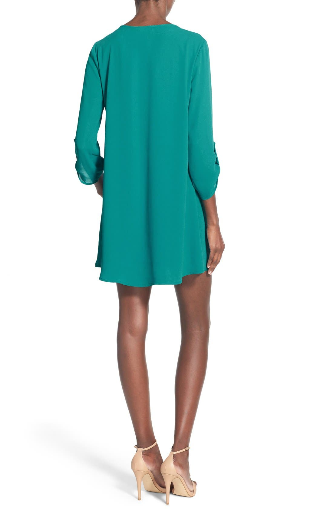 ,                             Karly Shift Dress,                             Alternate thumbnail 64, color,                             433