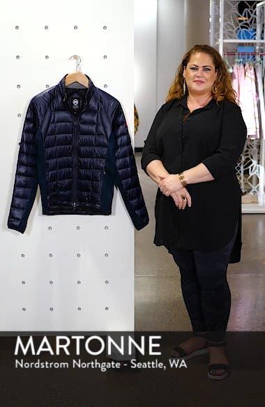 'Hybridge<sup>™</sup> Lite' Slim Fit Packable Jacket, sales video thumbnail