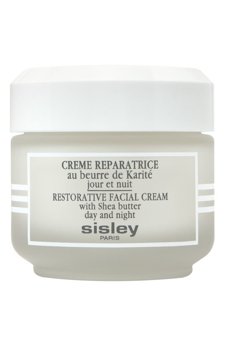 SISLEY PARIS Restorative Facial Cream with Shea Butter, Main, color, NO COLOR