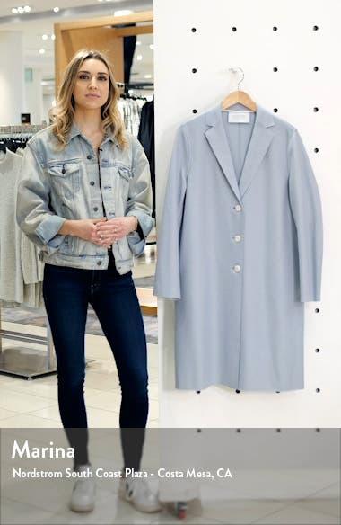 Pressed Wool Coat, sales video thumbnail