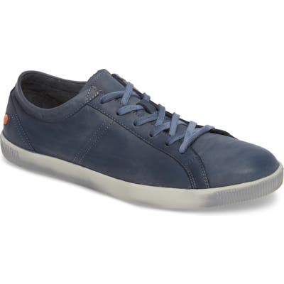 Softinos By Fly London Tom Sneaker, Blue