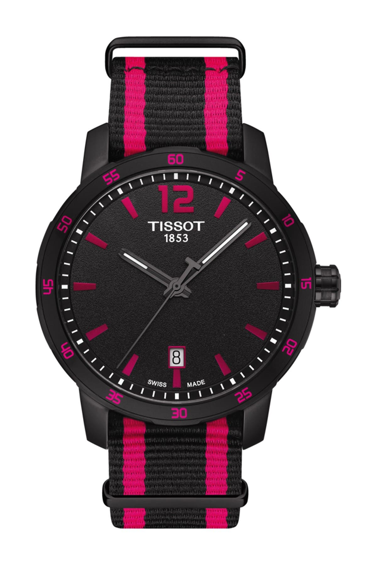 Image of Tissot Unisex Quickster NATO Watch, 40mm